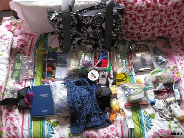 MyWAREZ.RU Версия для печати Содержимое женской сумочки (14 фото)