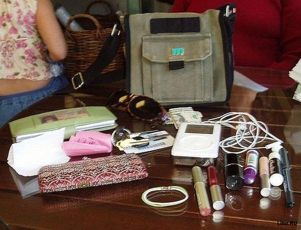 Содержимое женской сумочки (фото), photo:9. Фото 9, Содержимое женской...