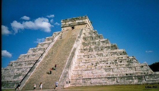 Интересные факты о цивилизации Майя