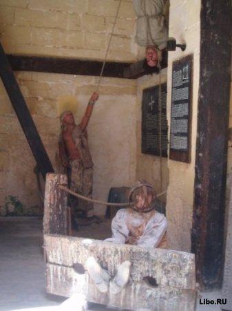 Однако самым страшным считается музей в городе Мдина