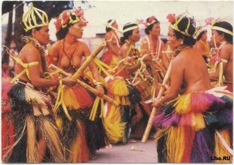 Самые необычные сексуальные традиции народов мира
