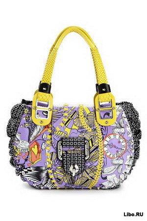 Модные сумки весна-лето 2010.  Фото модных сумок сезона 2010.