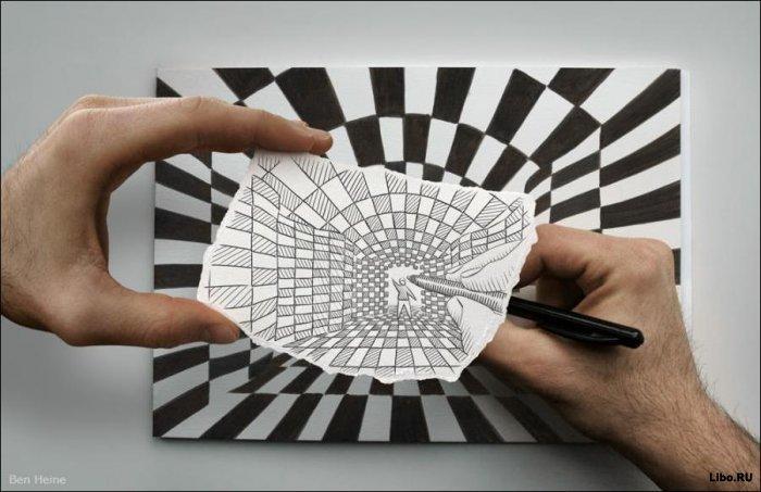 Креатив на бумаге