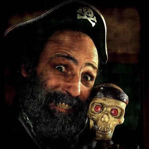 Факты о пиратах
