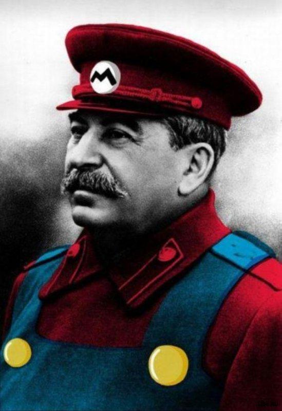 Супер - Марио