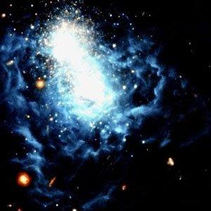 Кусочек вселенной