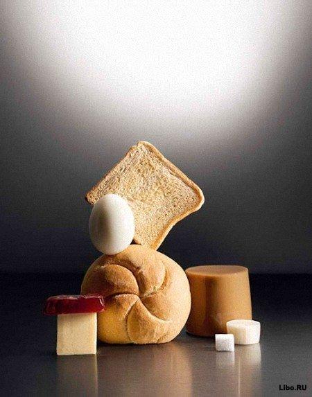 Меню для завтрака