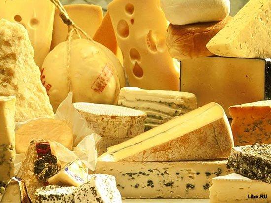 8 фактов о сыре