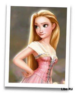 Заколдованая принцесса