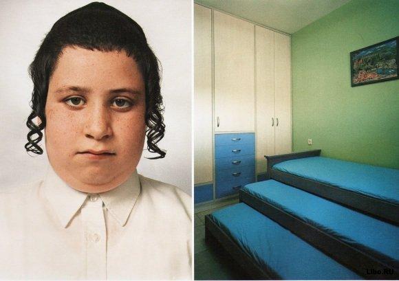 Где спят дети