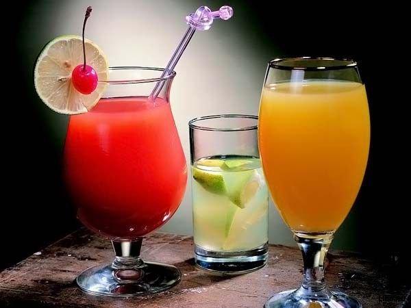 Топ-10 популярных коктейлей