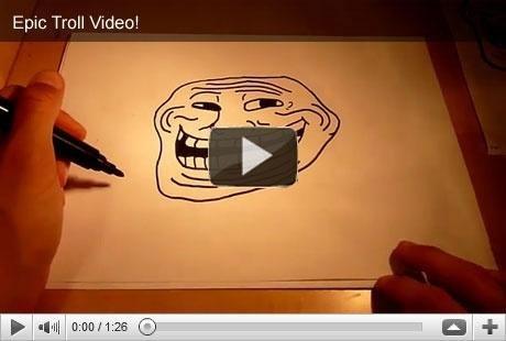 Троллинг-видео