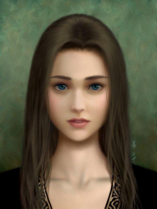 Меланхолическая принцесса