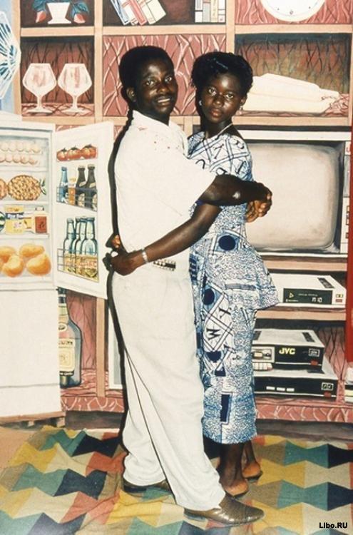Африканское счастье