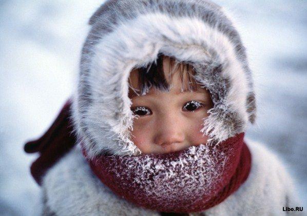 15 признаков того, что на улице мороз