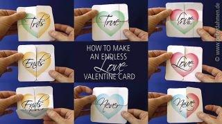Отличная идея для валентинки