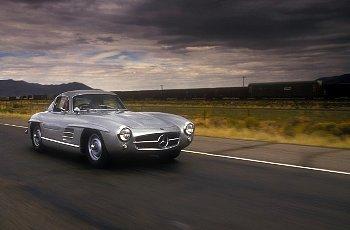 Mercedes. Эволюция.