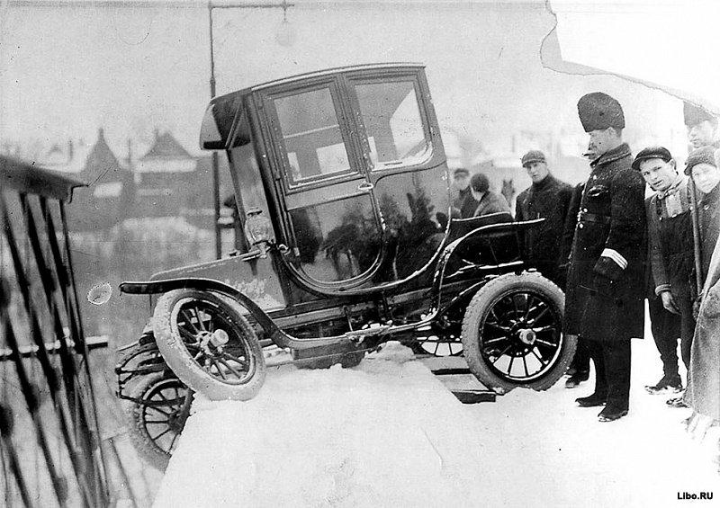 История автомобилей в «первых разах»