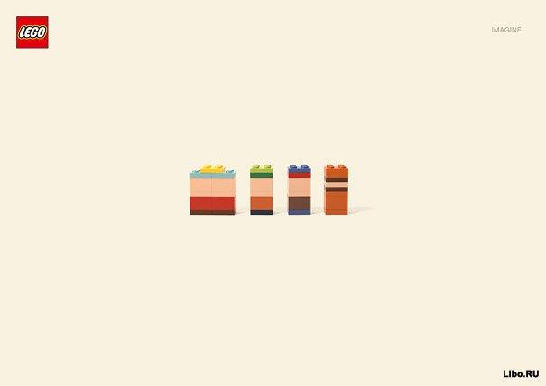 Мультфильм лего 2