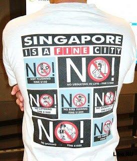 Сколько стоит в Сингапуре погулять по-русски?