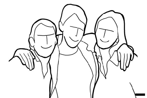 Как лучше всего сделать групповой снимок