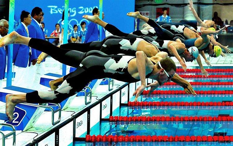 Пушистые олимпийцы