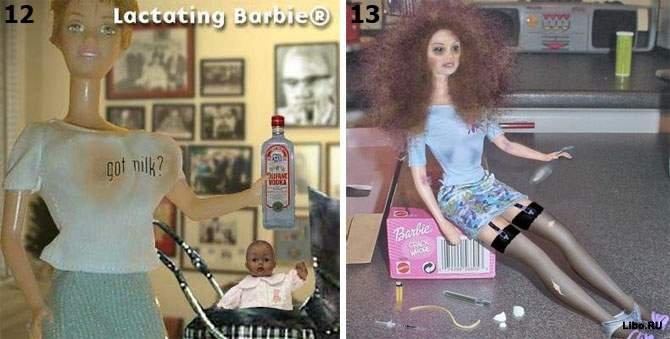 Похождения Барби