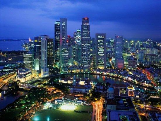 60 фактов о Сингапуре