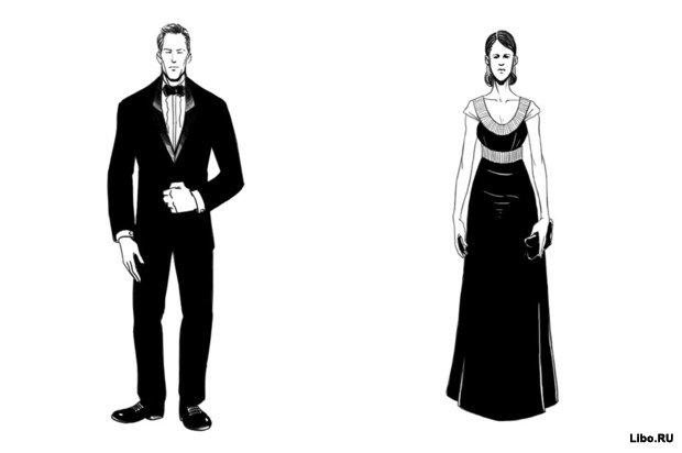 5 основных видов дресс-кода