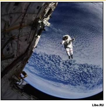 Как встречают Новый год в космосе