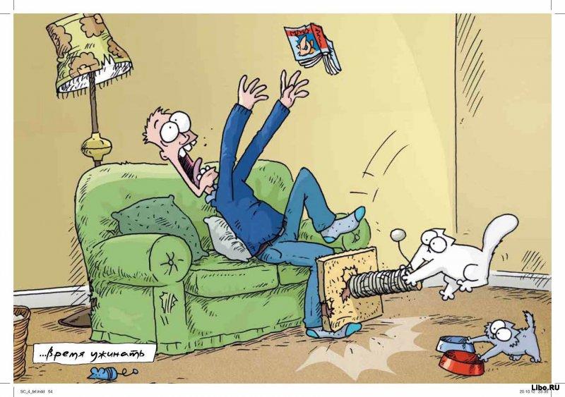 Кот саймона игра без правил