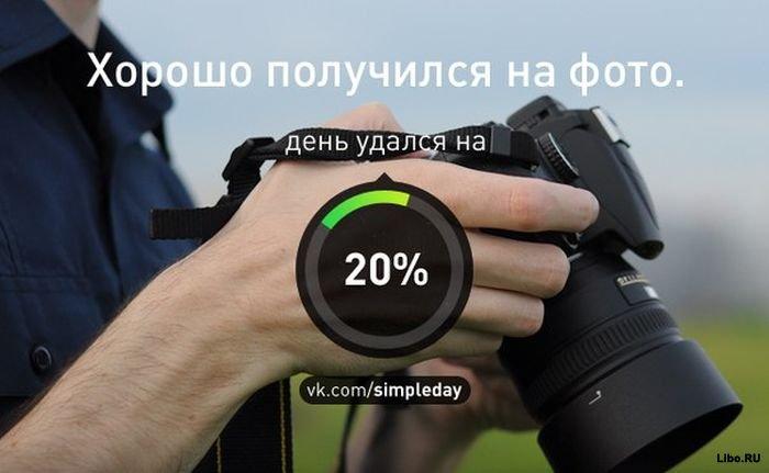 На сколько удался ваш день