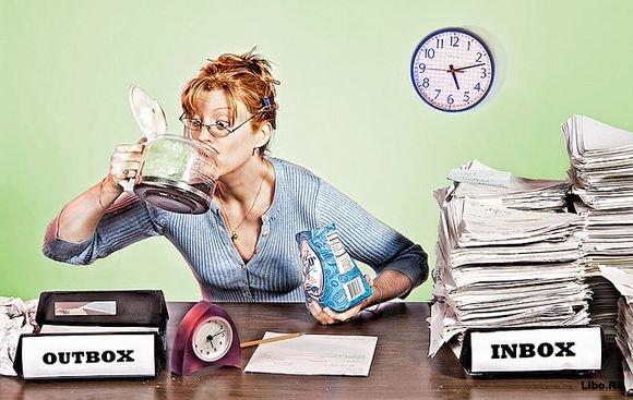 Как имитировать бурную деятельность на работе
