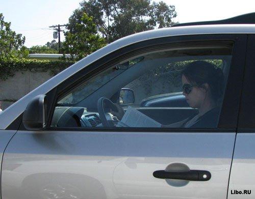 Картинки женщина за рулем - 3d9