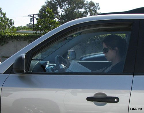 Картинки женщина за рулем - 9