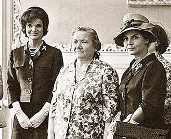 Жены советских лидеров