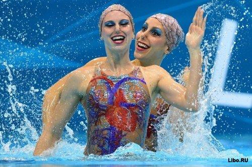 Синхронное плавание
