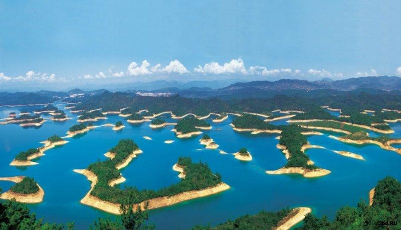 Самые красивые места Китая