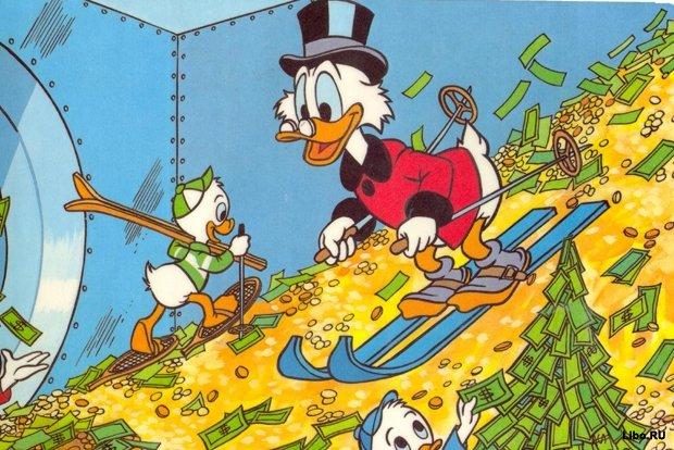 15 богатейших вымышленных персонажей