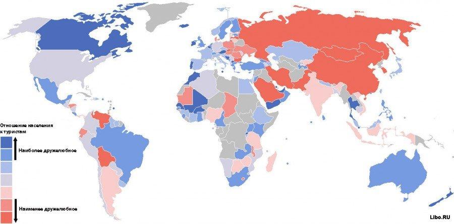 Карты, по которым не учат в школе
