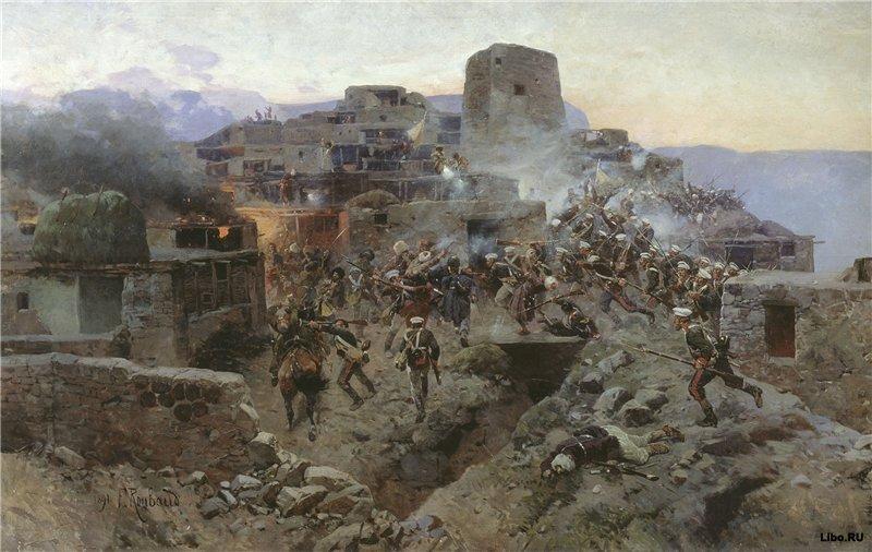 Россия 19 века. Картины маслом